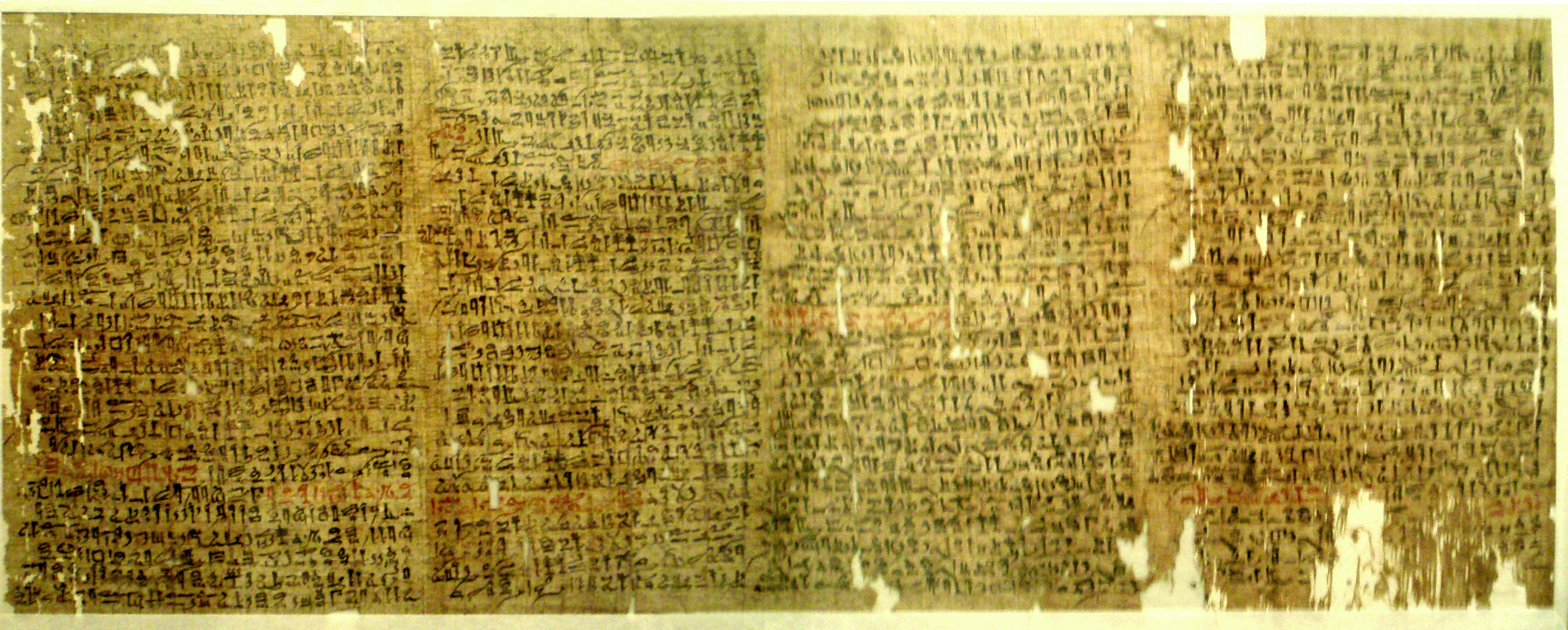 research paper on ancient egyptian medicine Below is an essay on medical papyrus the history of egyptian medicine from anti essays, your source for research papers, essays, and term paper examples medical papyrus the history of egyptian medicine.